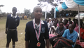 Public speaking;Football 4 Water Interschools competitions Nakuru County