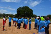 Football for Water in Kilifi