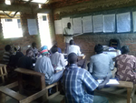 Water saniation management committee / O/M training in schools